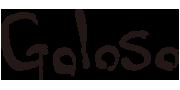 イタリア料理とワイン Goloso | ゴローゾ 東京 蔵前 ロゴ